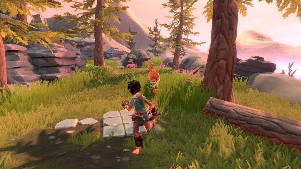 Open-world action adventure game Pine coming to Switch in August ...